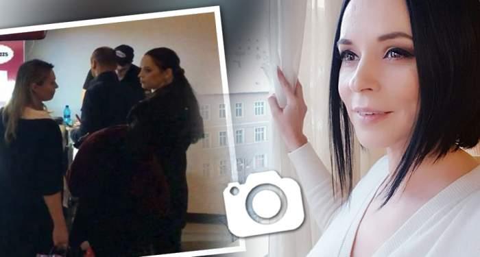 """VIDEO PAPARAZZI / Ea e """"zâna"""" distracţiei! Cum se răsfaţă Andreea Marin atunci când iubitul ei nu e prin preajmă"""