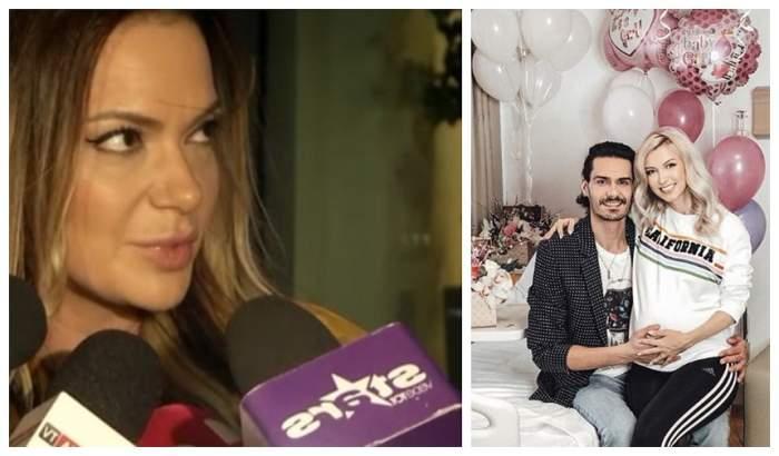 Veste surpriză! Andreea Antonescu a dezvăluit cu cine seamănă fetiţa Andreei Bălan