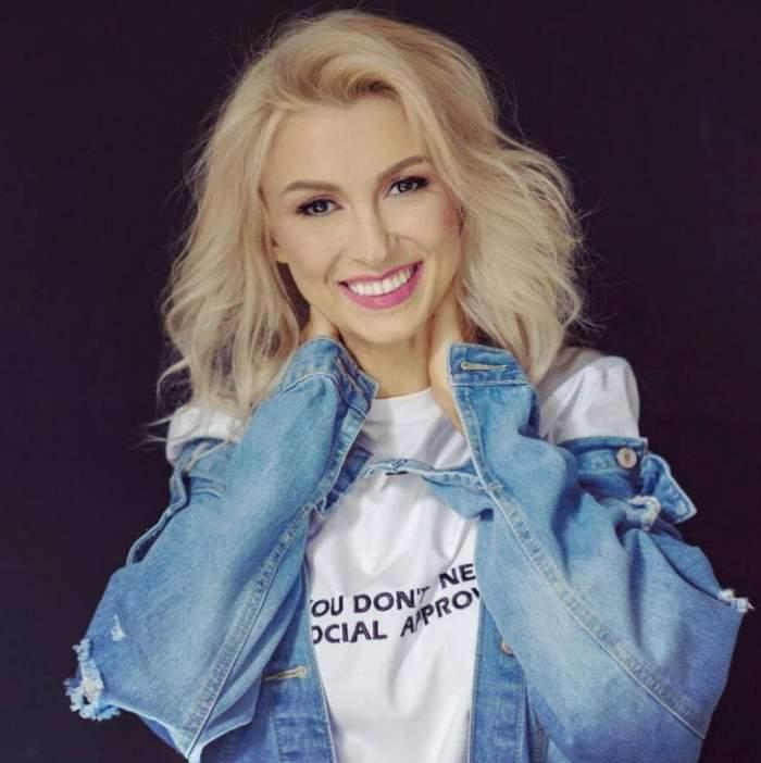 EXCLUSIV! Ce spune Andreea Bălan despre medicii care au salvat-o!
