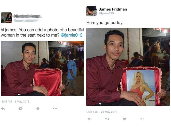 Creaţiile formidabile ale artiştilor atunci când primesc cereri de editare a fotografiilor / FOTO