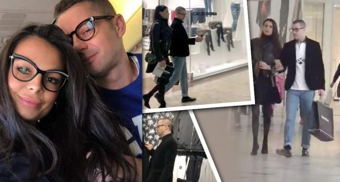 VIDEO PAPARAZZI / Anca Serea şi Adi Sînă le dau peste nas cârcotaşilor! Imaginile care spun totul despre relaţia dintre cele două vedete