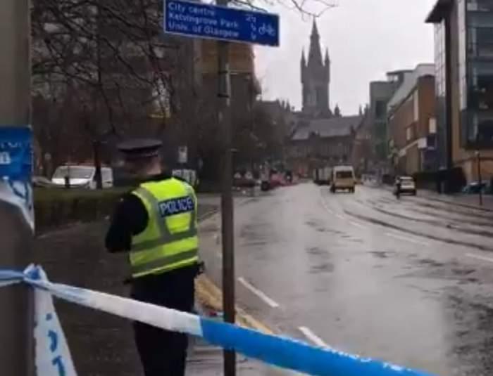 Sute de studenţi, evacuaţi! Alertă cu bombă la două universități din Marea Britanie