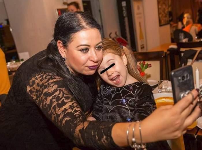 """Oana Roman, lăsată fără cuvinte de fiica ei: """"Este semnul pe care l-am primit atunci când m-am luptat cu moartea"""""""
