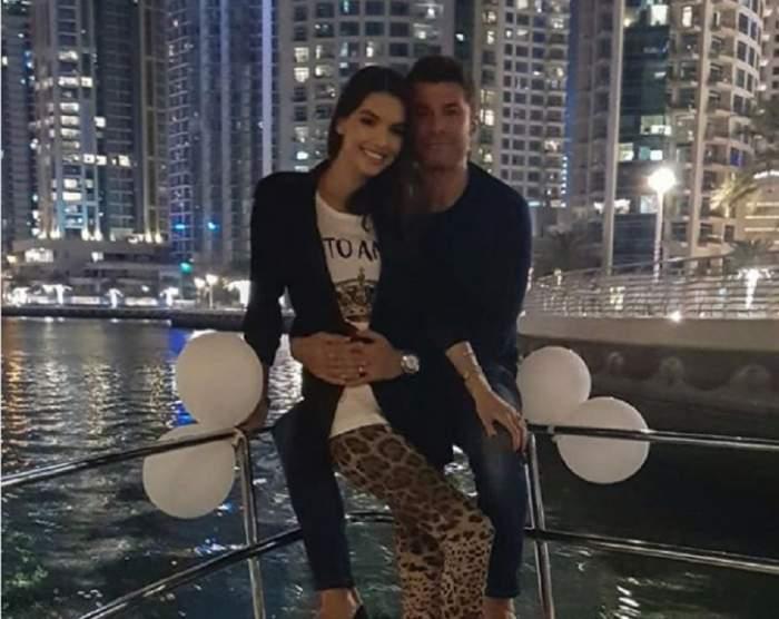 FOTO / Adrian Mutu și soția, viață de lux în Dubai. Se răsfață așa cum alții doar visează