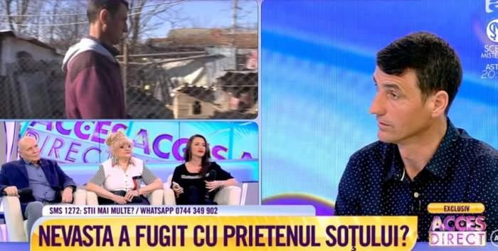 """""""Tremur de dor după Sanda!"""" Drama grădinarului Tudorel părăsit şi jefuit de soţie / VIDEO"""