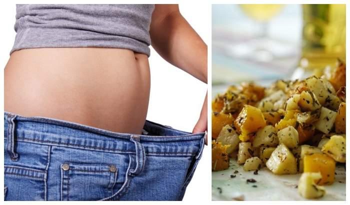 Dieta cu cartof dulce. Slăbeşti rapid şi nu îţi pui sănătatea în pericol!