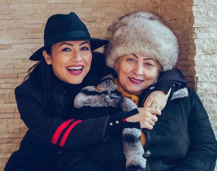 FOTO / Fotografie emoționantă cu Andra și mama ei. Vedeta i-a transmis un mesaj emoționant, de 8 martie