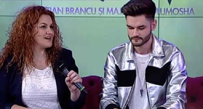 Edward Sanda şi mama lui, pentru prima dată la TV împreună