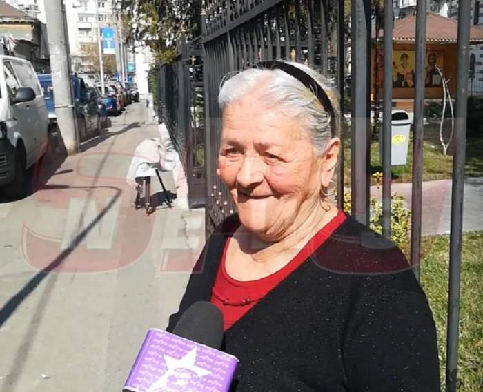 """Bunica lui Betty Stoian, emoţionată la botezul lui Matthias: """"Dacă nu erau ei eram în altă lume""""! VIDEO PAPARAZZI"""