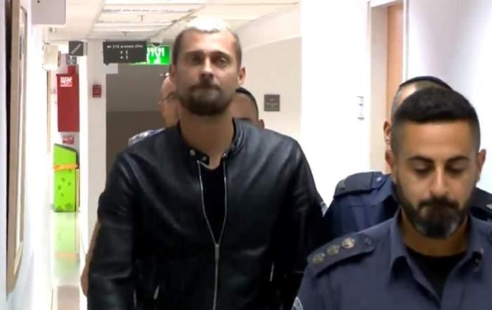 Decizie în cazul lui Gabi Tamaș. Este eliberat, rămâne în arest la domiciliu și nu are voie să părăsească Israelul
