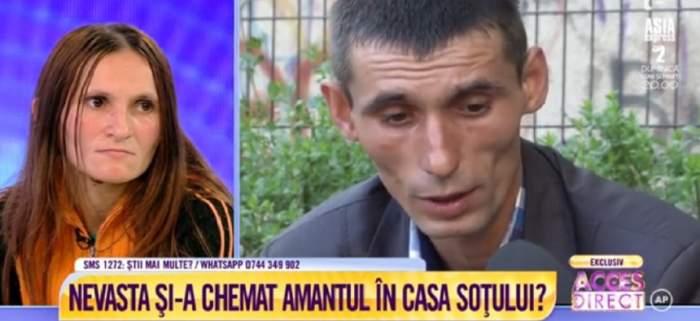 """Amantul Danielei, femeia bătută cu pumnii și picioarele, recunoaște că și-a lovit iubita: """"Totul a fost din cauza ei"""" / VIDEO"""