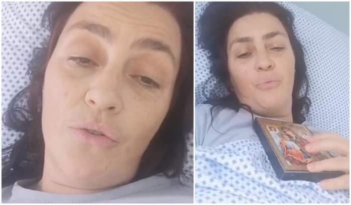 """Rona Hartner, de urgență pe mâna medicilor din Franța! """"Încep tratamentul cu citostaticele"""". VIDEO"""