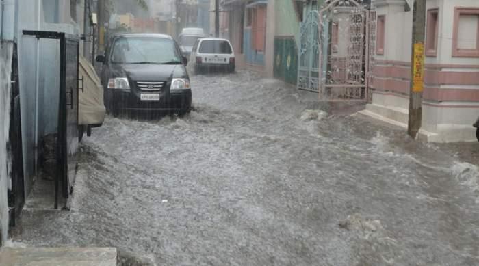 Veşti îngrijorătoare de la hidrologi! A fost emis cod galben de inundaţii