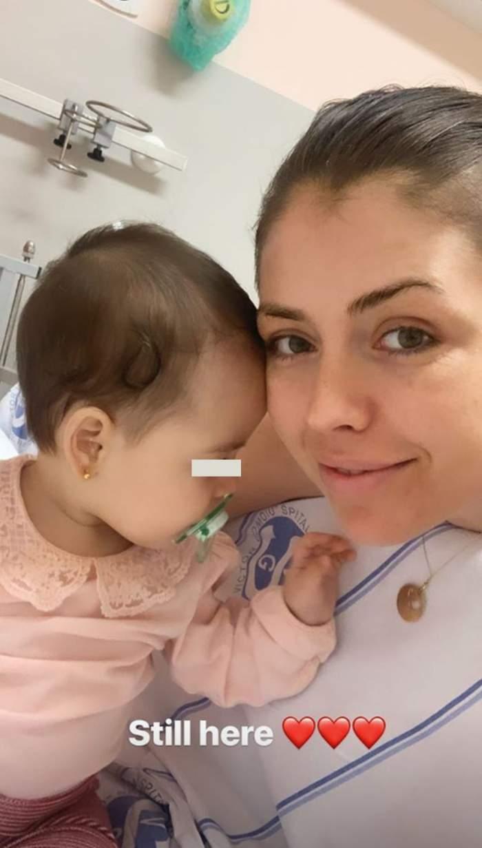 Momente dificile pentru Elena Gheorghe. Un membru din familia ei a ajuns de urgenţă la spital