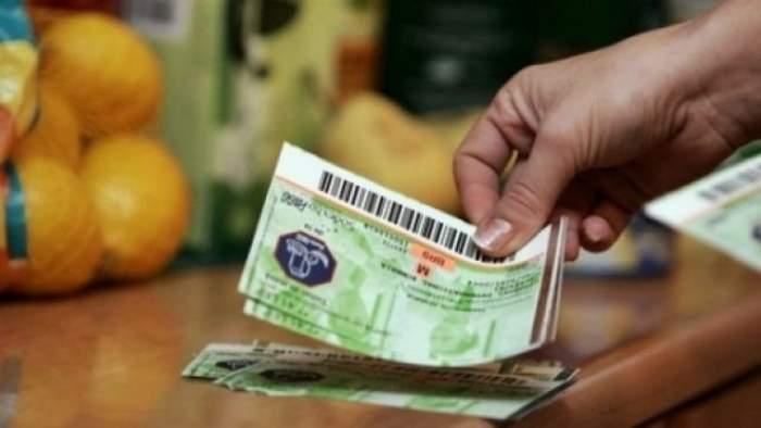 Bani mai mulţi pentru români. Valoarea tichetelor de masă ar putea să crească!