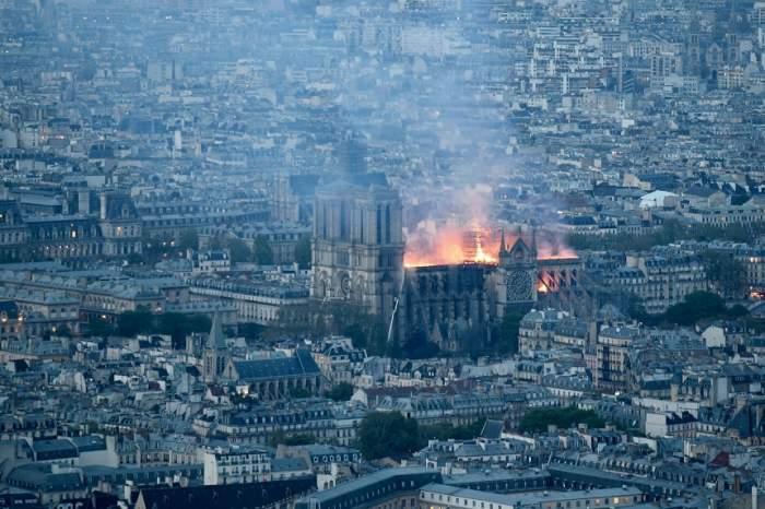Mesaj emoționant al lui Harlem Gnohere, după ce Catedrala Notre-Dame a luat foc!
