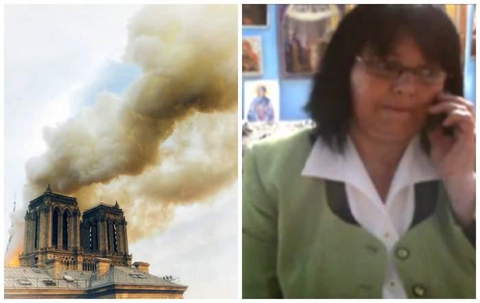 """După incendiul de la Notre Dame, Maria Ghiorghiu avertizează: """"Urmează Versailles!"""""""