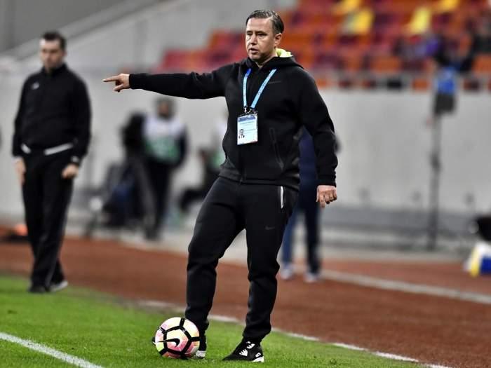 Laurențiu Reghecampf, implicat într-un meci nebun, în Emirate! În minutul 89, echipa sa conducea cu 3-1, însă scorul final a fost unul uluitor