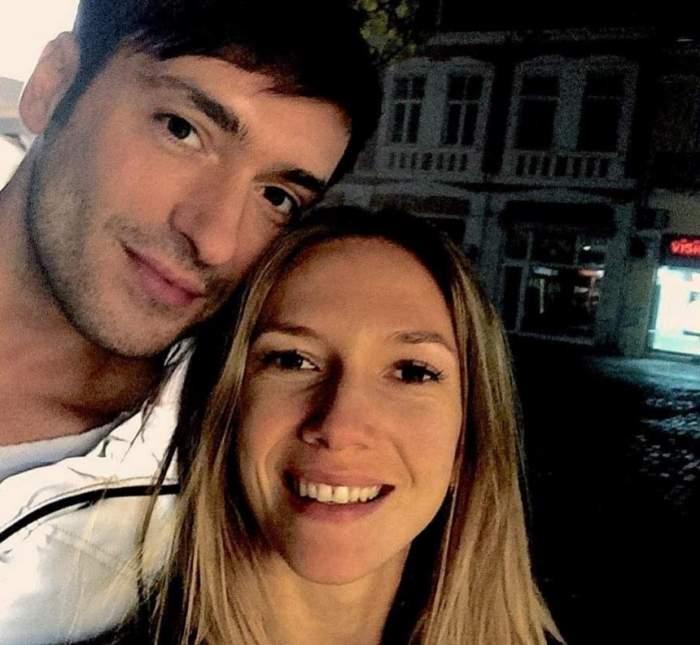 """Radu Vâlcan """"controlat"""" de Adela Popescu, pe platourile de filmare de la """"Insula iubirii"""": """"O prinde povestea"""". VIDEO"""