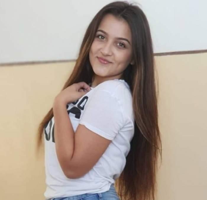 Luiza, o elevă din Caracal, dispărută de acasă de câteva zile! Părinții sunt disperați