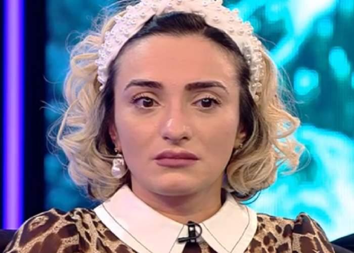 """Ana Morodan, cu ochii în lacrimi, în direct! """"M-am mutat cu 200 de lei în buzunar"""". VIDEO"""