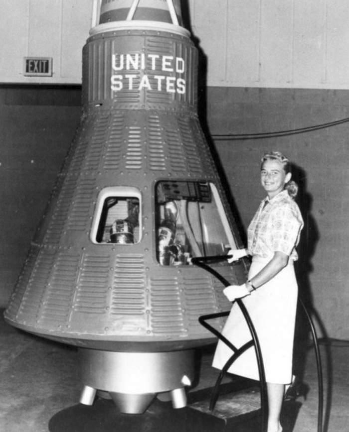 Prima femeie care a vrut să devină astronaut a murit. Suferea de mai multe boli