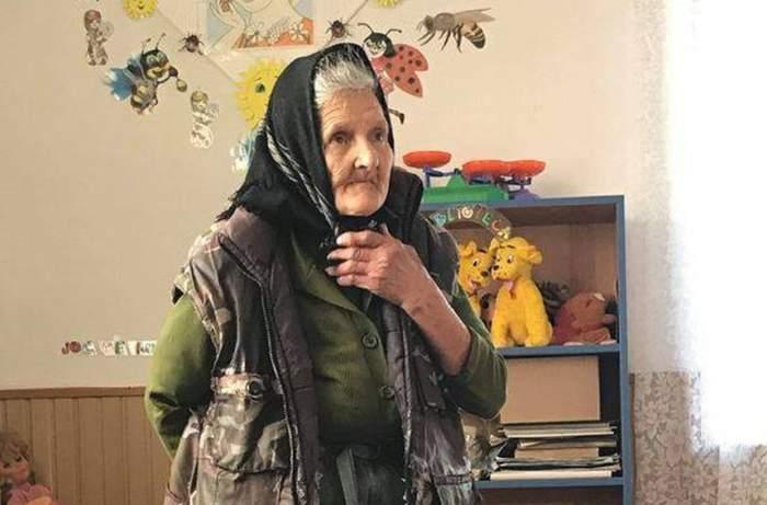 """Directoarea care a dat-o afară pe femeia de 83 de ani pe motiv că are """"vârsta expirată"""" vrea să o reangajeze. Decizia luată de bătrânică"""