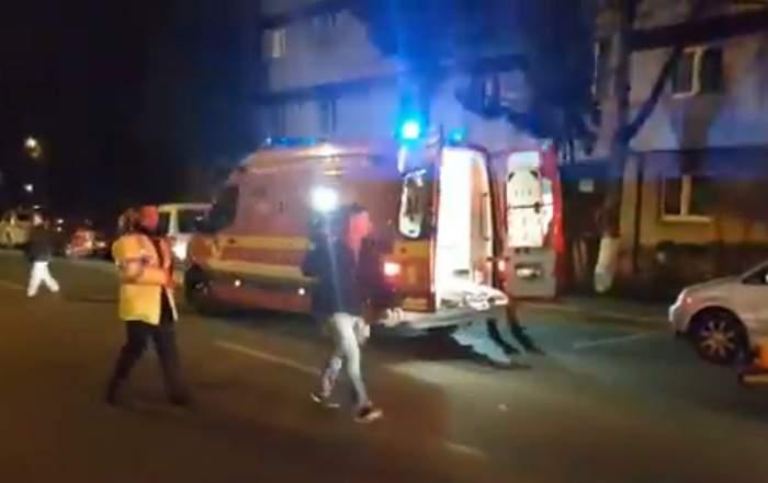Explozie puternică într-un bloc din Cluj! Zeci de persoane, evacuate