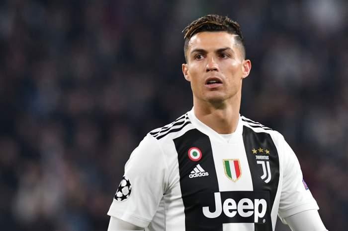 VIDEO / Gest obscen făcut de Cristiano Ronaldo! Portughezul și-a umilit coechipierii, după ce Juventus a fost eliminate din Liga Campionilor