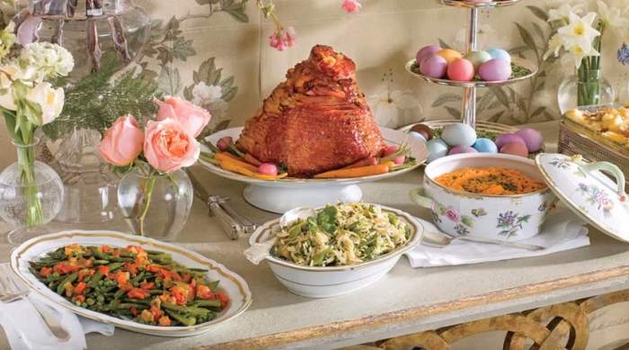 Cum arată masa de Paște a catolicilor. Ce gătesc în comparație cu ortodocșii