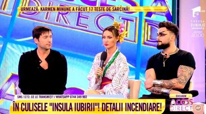 """Ispita Nico, detalii bombă despre relaţia sa. """"În timpul filmărilor am fost singură"""" / VIDEO"""