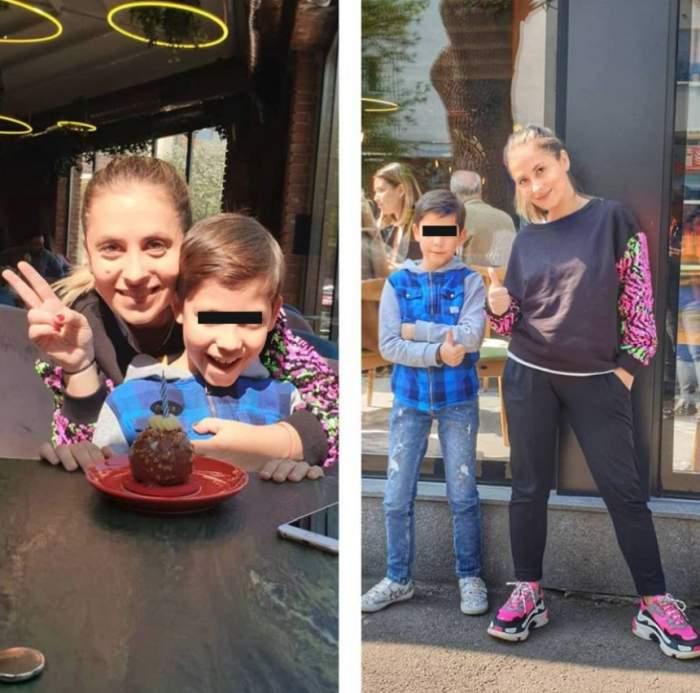 Băieţelul Biancăi Sârbu a împlinit 10 ani. Urarea emoţionantă a frumoasei prezentatoare