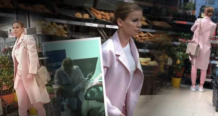 Marina Dina nu se uită la bani când vine vorba de cumpărături! Avem dovada că nu-și refuză nicio plăcere. VIDEO PAPARAZZI