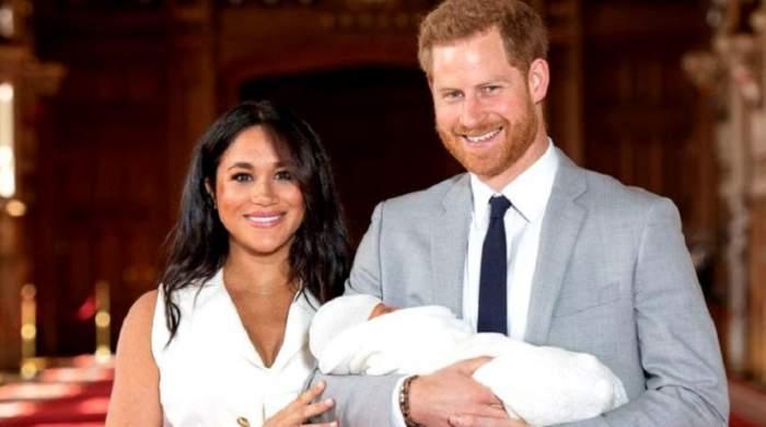Bebeluşul regal, botezat după numele pisicii dolofane a ducesei!
