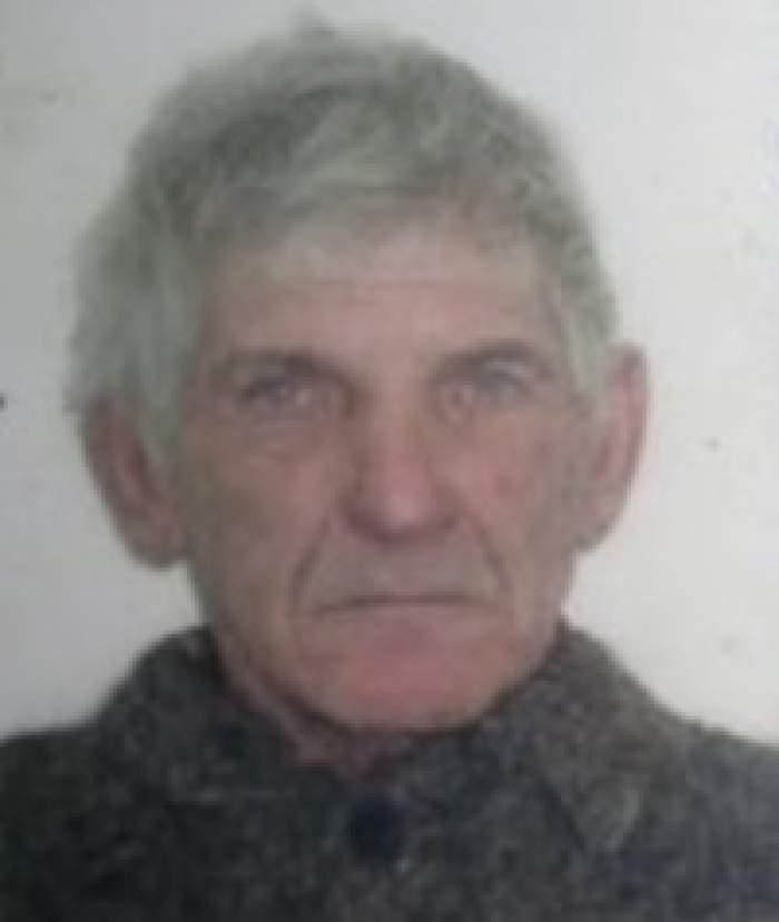 Bărbat de 78 de ani din Rodna, dispărut fără urmă! Polițiștii îl caută fără încetare