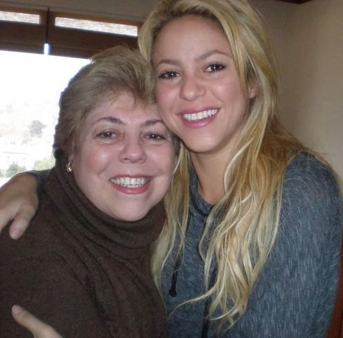 Shakira, imagine emoționantă alături de mama ei. Incredibil cât de mult poate să-i semene!