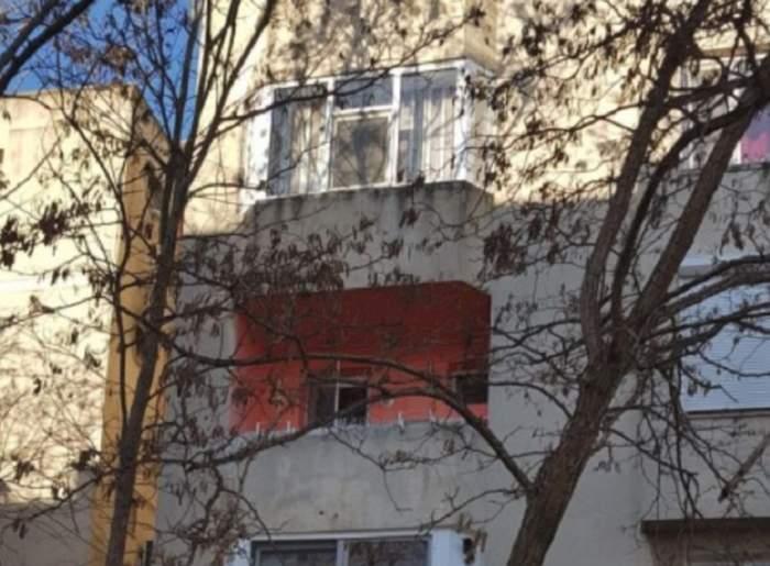 Un adolescent de 16 ani din Moldova a murit după ce a căzut de la etajul blocului în care locuia