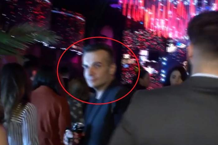 Imagini nedifuzate cu Răzvan Ciobanu! Grăbit, voia să urce într-un taxi