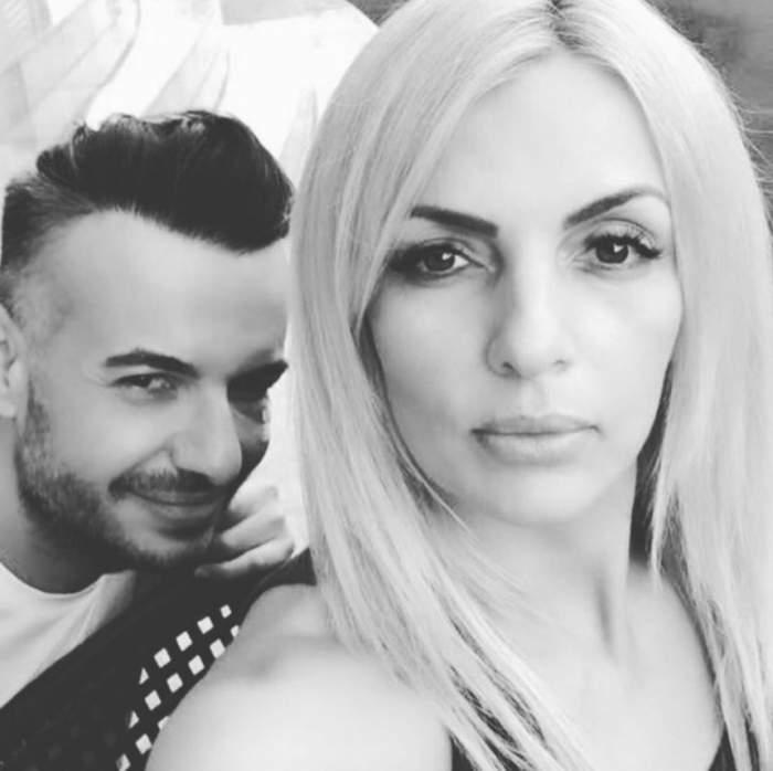 """Laura Vicol primeşte semne de la Răzvan Ciobanu? """"Am simţit că este pe scaunul din dreapta"""""""