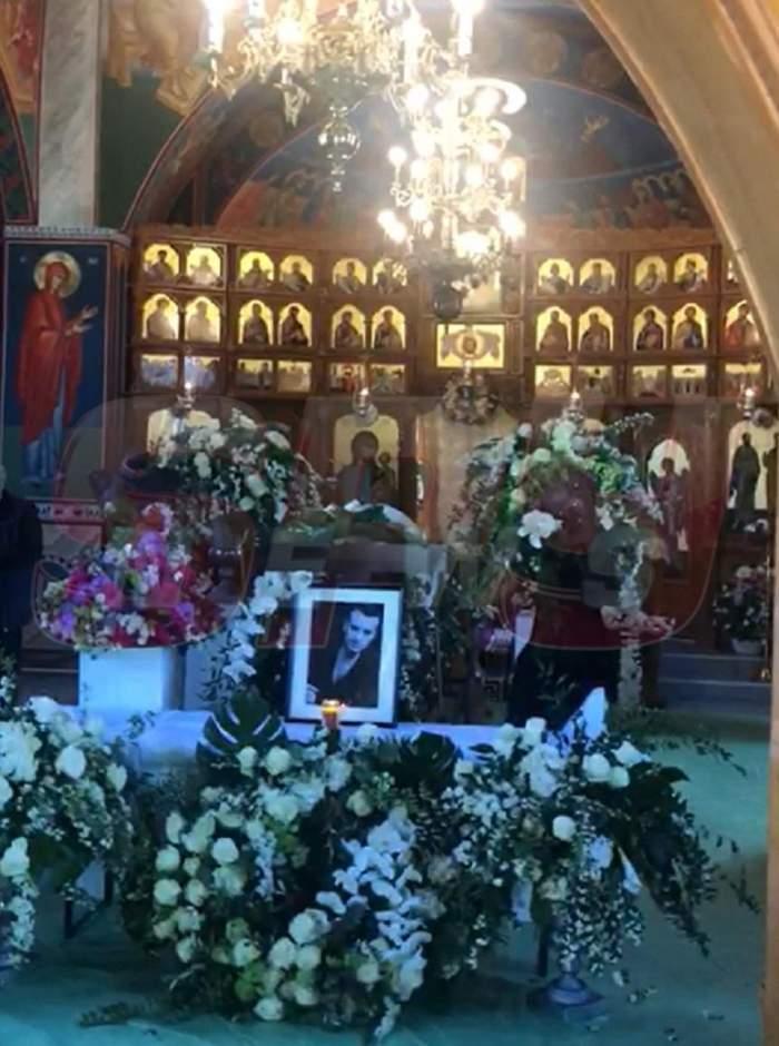 Ce i-au pus apropiații lui Răzvan Ciobanu, în sicriu. Raluca Bădulescu și Cătălin Botezatu au izbucnit în lacrimi!