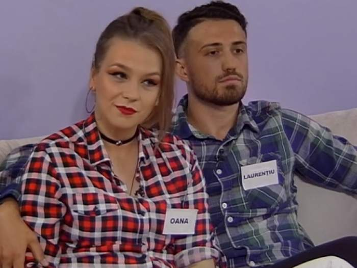"""Cum au reușit Oana și Laurențiu, concurenți la """"Dragoste fără secrete"""" să aibă o relație la distanță: """"Este un dezavantaj pentru noi"""""""