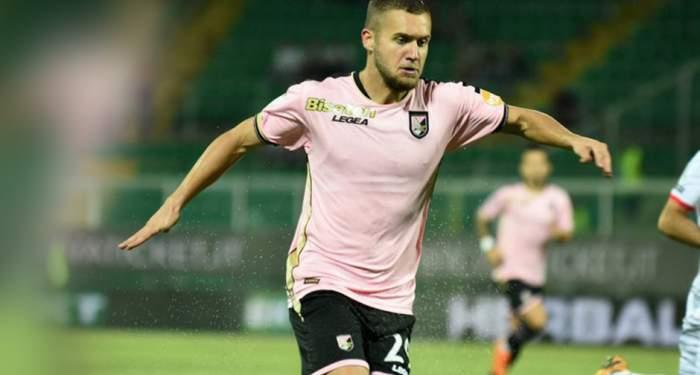 """EXCLUSIV! Plecarea lui George Puşcaş de la Palermo este iminentă! """"Puşki"""" este dorit de o echipă din Serie A"""