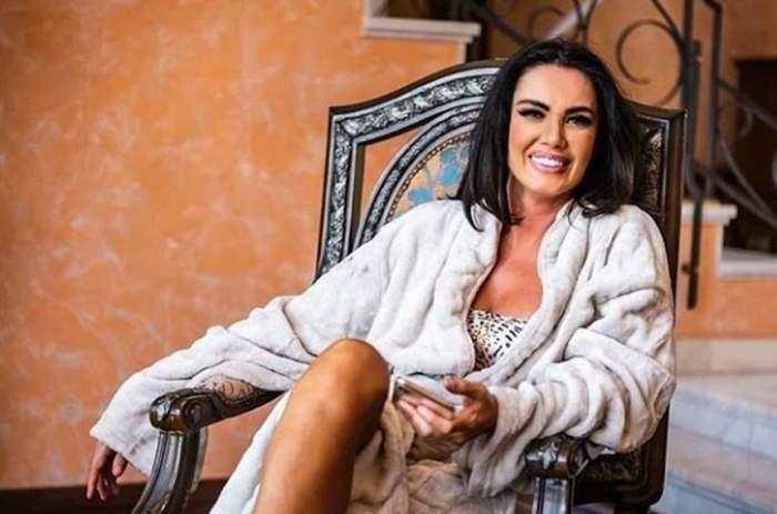 Oana Zăvoranu este în culmea fericirii de când a anunțat că revine în televiziune. ''Meseria asta e ca un drog''