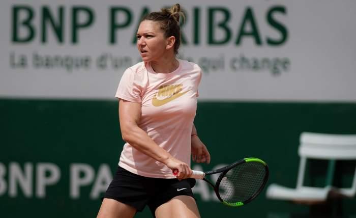Simona Halep s-a calificat în turul II al turneului Roland Garros! Își cunoaște următoarea adversară
