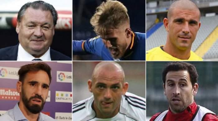 Cutremur în fotbalul din Spania! Preşedintele unei echipe din La Liga şi cinci jucători au fost reţinuţi de poliţie pentru trucare de meciuri
