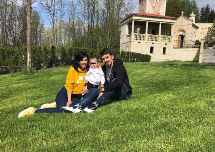 """Soţia lui Sergiu Hanca a vorbit despre a doua sarcină. """"Gemeni, două fetiţe"""" / VIDEO"""
