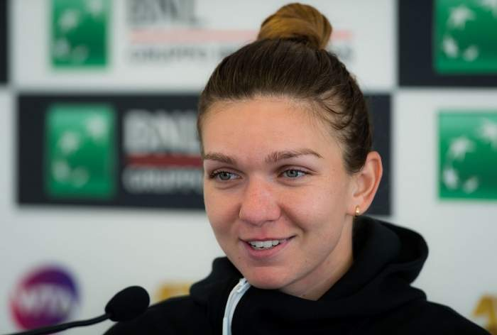 Prima reacție a Simonei Halep după ce s-a calificat în turul al doilea la Roland Garros!