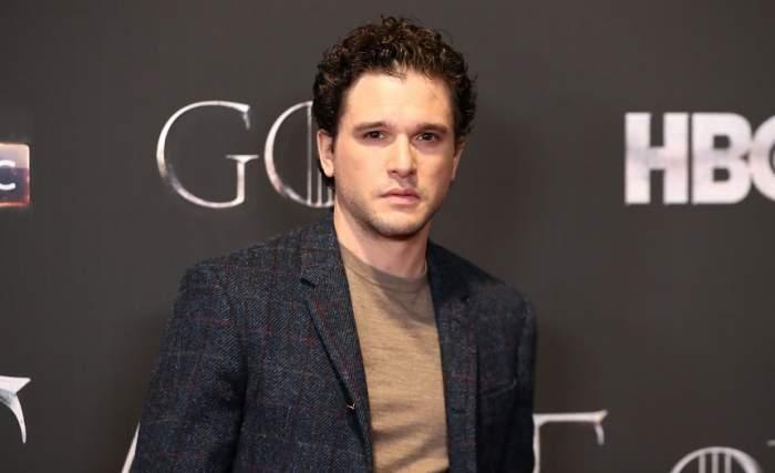 """Actorul Kit Harington, internat la un centru de recuperare, după încheierea serialului """"Game of Thrones"""""""