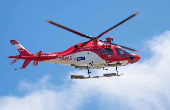 A fost solicitat elicopterul SMURD pentru un turist francez rănit grav în masivul Ceahlău!