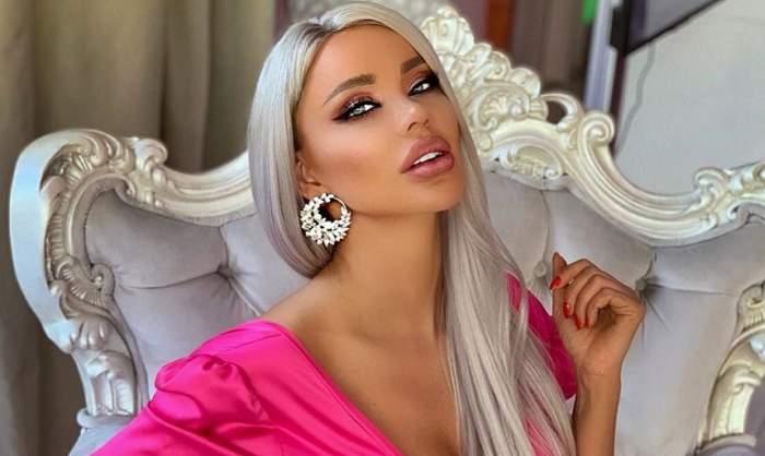 Bianca Drăgușanu vinde mașina de lux luată în decembrie. Ce nu-i mai place blondinei la bolid